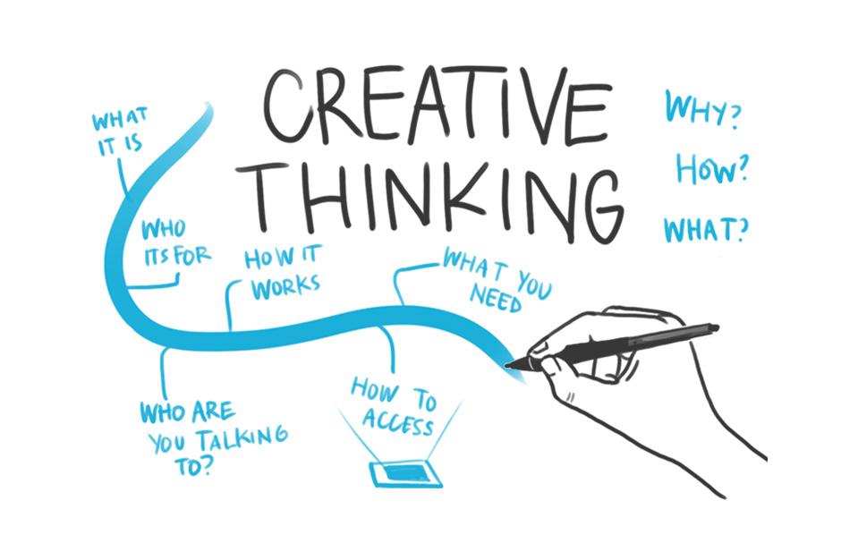 Creative Thinking ความคิดสร้างสรรค์ฝึกฝนได้